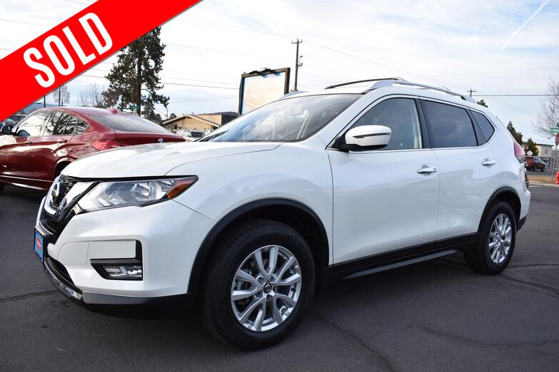 2017 Nissan Rogue AWD SV Bend OR