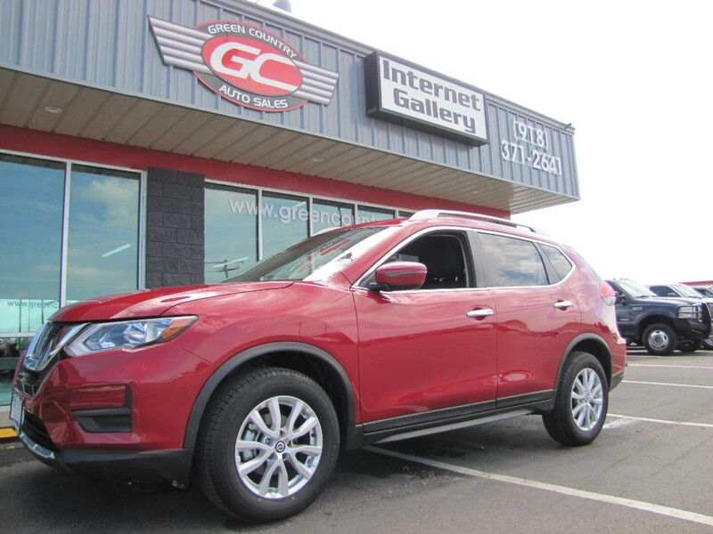 2017 Nissan Rogue AWD SV Collinsville OK