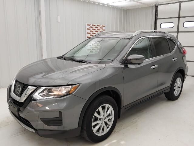 2017 Nissan Rogue AWD SV Manhattan KS