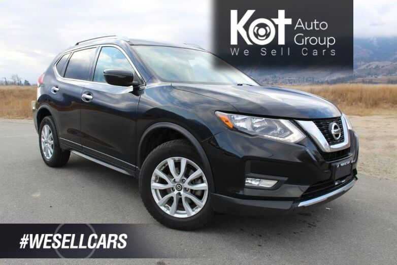 2017 Nissan Rogue AWD SV, ONE OWNER Kelowna BC