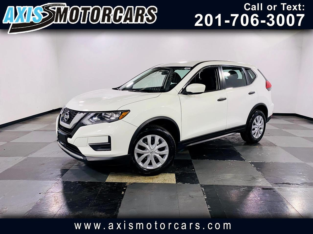 2017 Nissan Rogue AWD w/Backup Camera Jersey City NJ