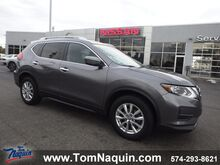 2017_Nissan_Rogue_FWD SV_ Elkhart IN