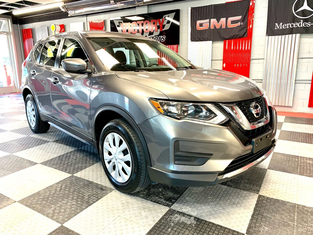 2017 Nissan Rogue S AWD 4dr Crossover Royal Oak MI