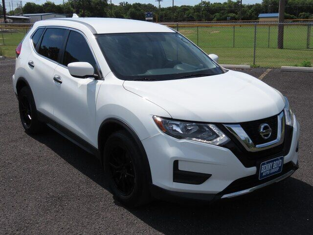 2017 Nissan Rogue S Copperas Cove TX