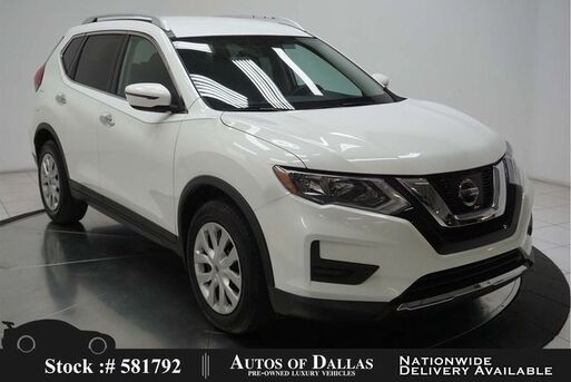 2017_Nissan_Rogue_S BACK-UP CAMERA,17IN WHLS,BTOOTH_ Plano TX