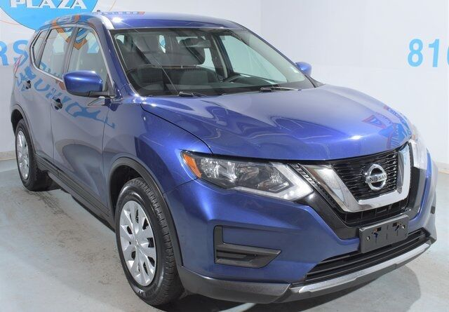 2017 Nissan Rogue S Blue Springs MO