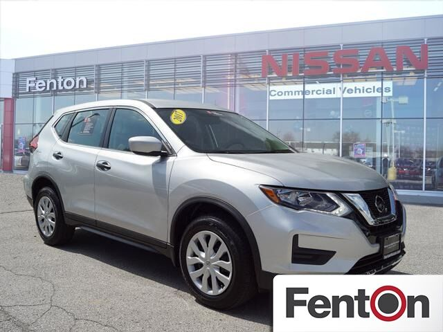 2017 Nissan Rogue S CERTIFIED Lee's Summit MO