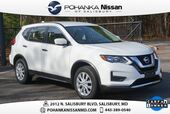 2017 Nissan Rogue S Certified