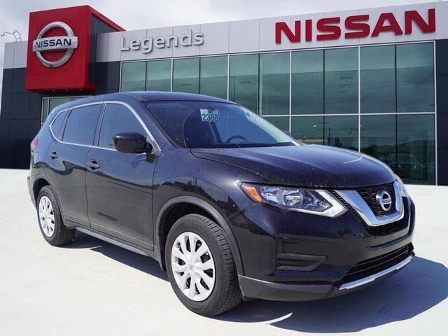 2017 Nissan Rogue S FWD Lee's Summit MO