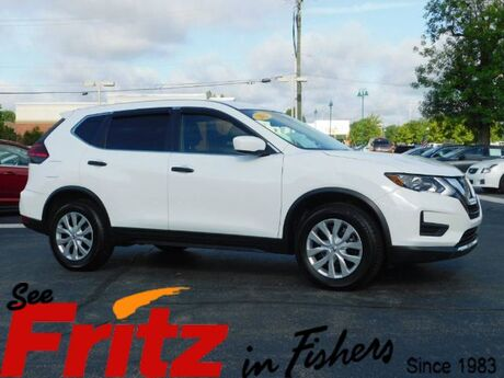 2017 Nissan Rogue S Fishers IN