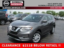 2017_Nissan_Rogue_S_ Glendale Heights IL