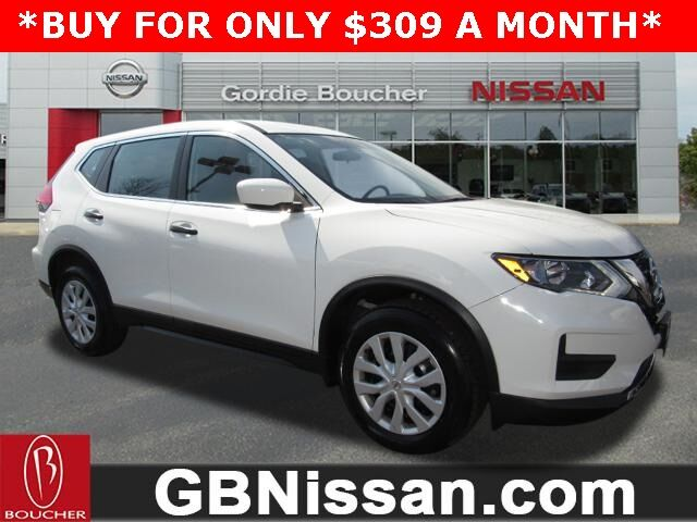 2017 Nissan Rogue S Greenfield WI