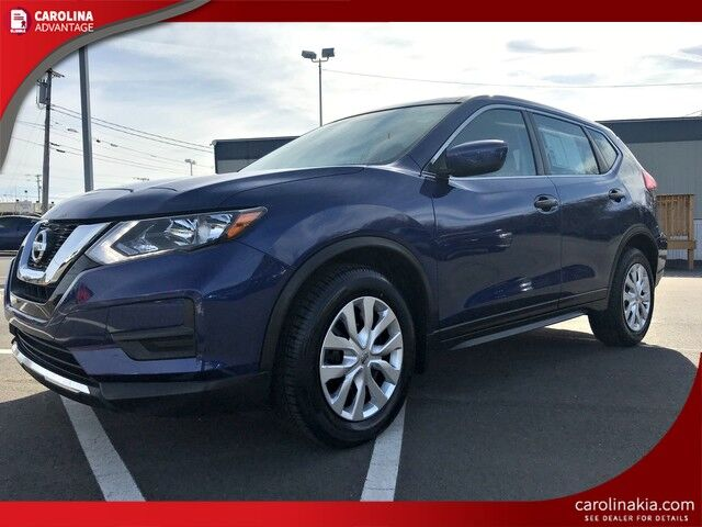 2017 Nissan Rogue S High Point NC