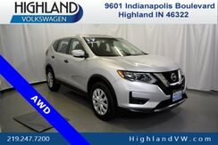 2017_Nissan_Rogue_S_ Highland IN