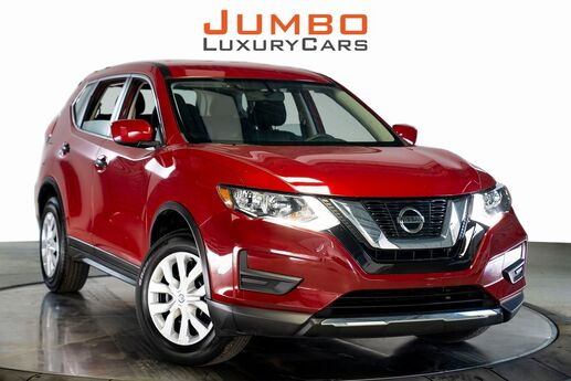 2017 Nissan Rogue S Hollywood FL