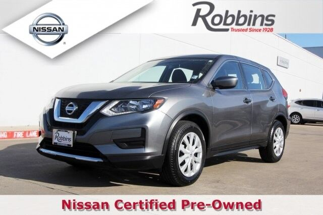 2017 Nissan Rogue S Houston TX