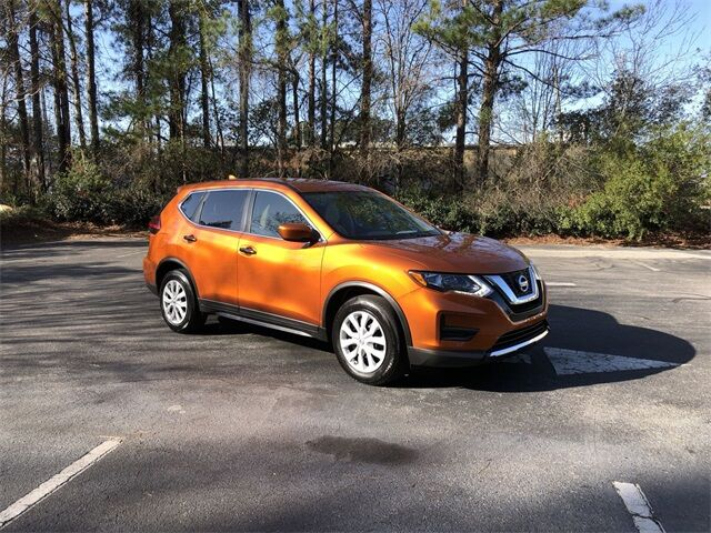 2017 Nissan Rogue S Jacksonville NC