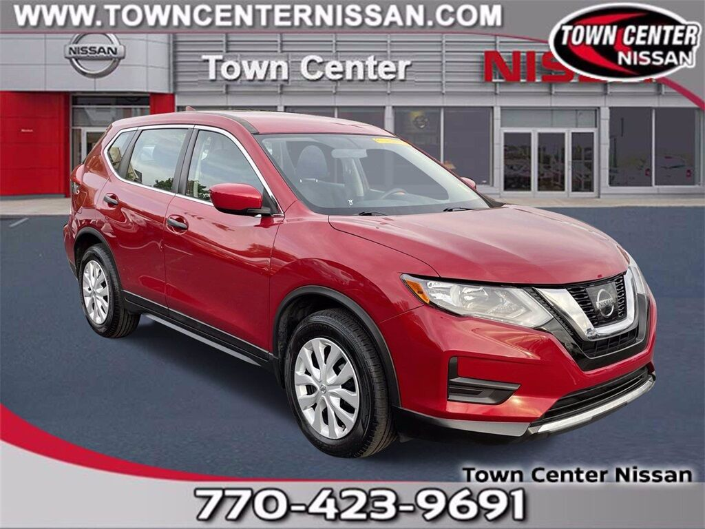 2017 Nissan Rogue S Kennesaw GA