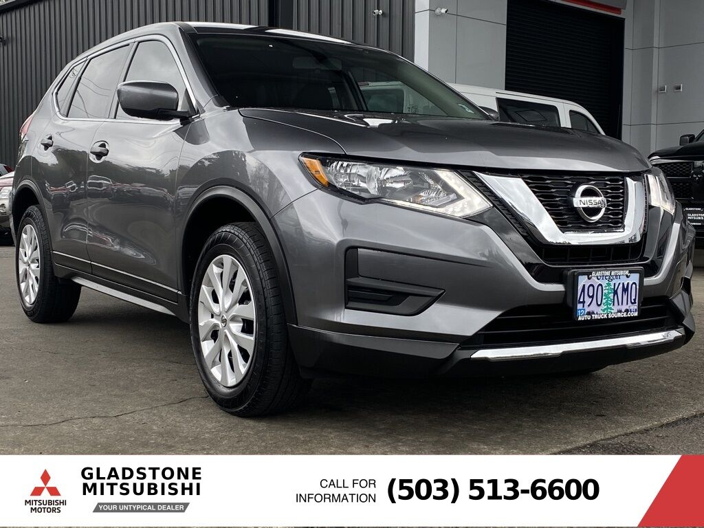 2017 Nissan Rogue S Milwaukie OR
