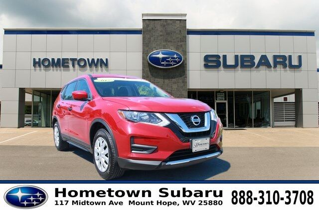 2017 Nissan Rogue S Mount Hope WV