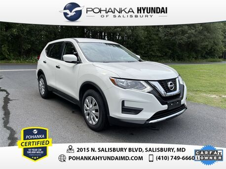 2017_Nissan_Rogue_S **ONE OWNER**_ Salisbury MD