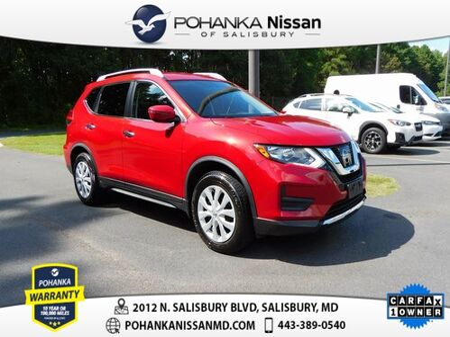 2017_Nissan_Rogue_S Pohanka Certified_ Salisbury MD