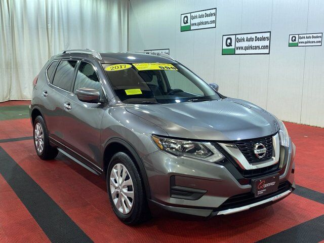 2017 Nissan Rogue S Quincy MA