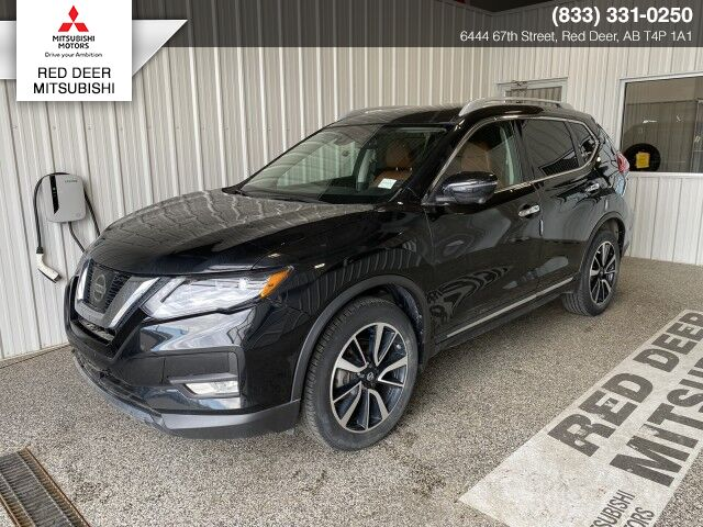 2017 Nissan Rogue S Red Deer County AB