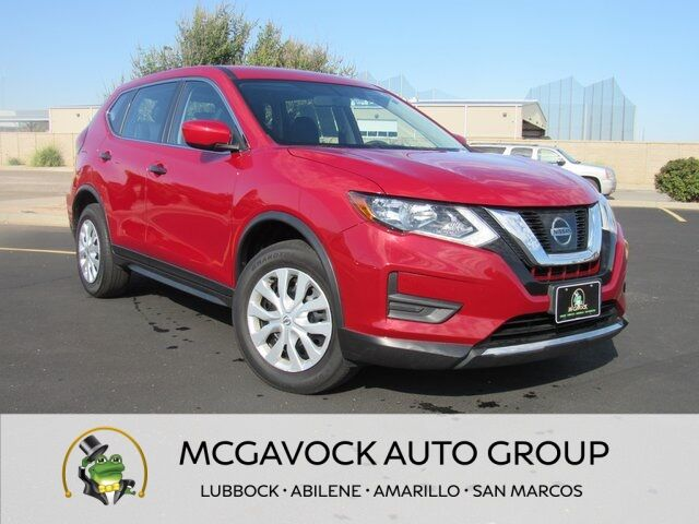 2017 Nissan Rogue S Lubbock TX