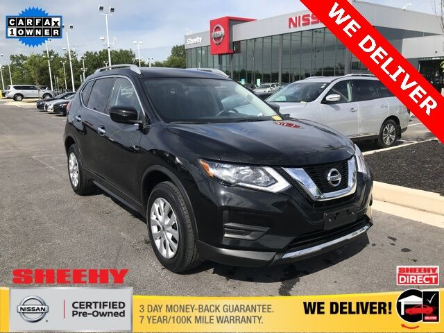 2017 Nissan Rogue S White Marsh MD