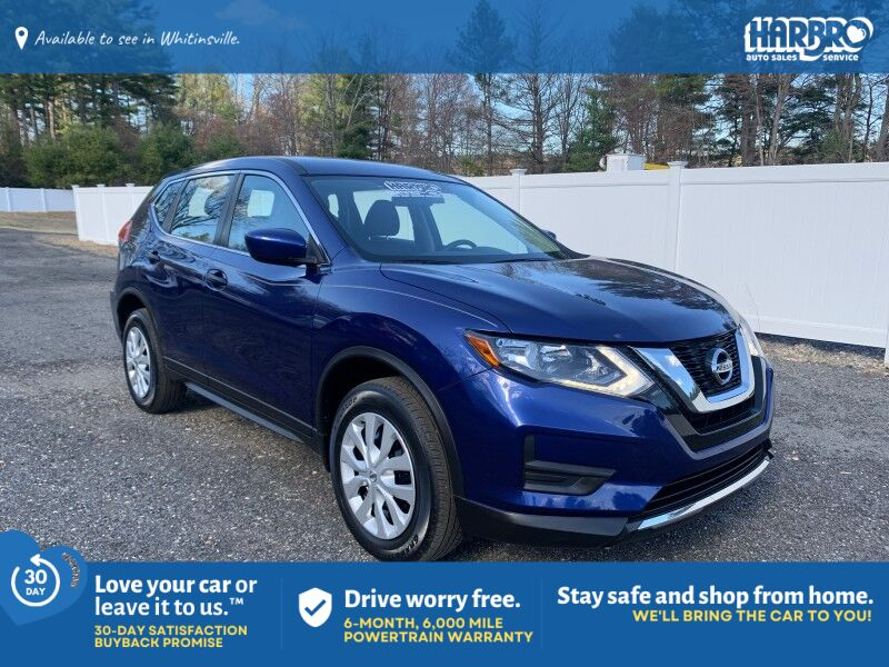2017 Nissan Rogue S Whitinsville MA