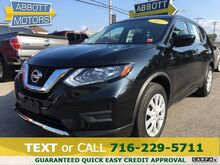 2017_Nissan_Rogue_S w/Backup Camera & Factory Warranty_ Buffalo NY