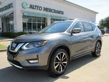 2017_Nissan_Rogue_SL AWD **MSRP$35,580** **Platinum Package** **SL Premium Package** **Panoramic Roof**_ Plano TX