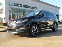 2017_Nissan_Rogue_SL AWD PARKING ASSIST, POWER LIFTGATE PUSH BUTTON START, BLIND SPOT MONITOR_ Plano TX