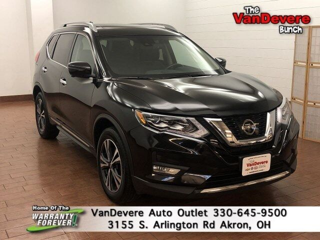 2017 Nissan Rogue SL Akron OH