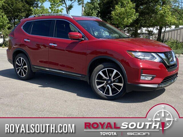 2017 Nissan Rogue SL Bloomington IN