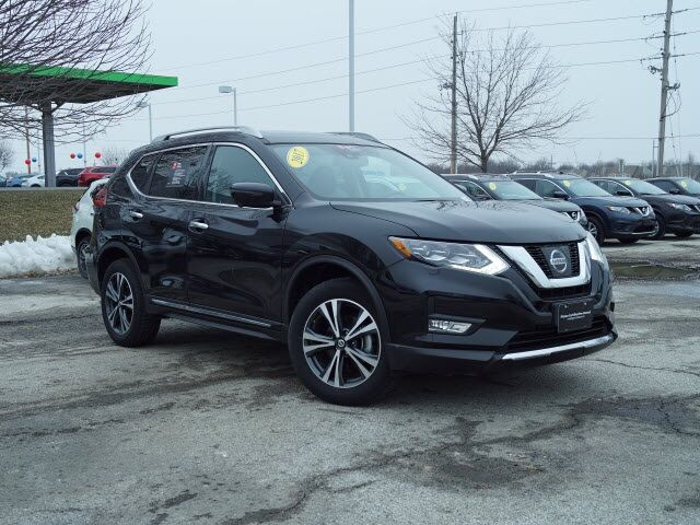 2017 Nissan Rogue SL CERTIFIED Lee's Summit MO