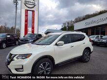 2017_Nissan_Rogue_SL_ Covington VA