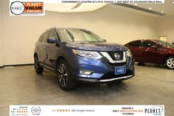 2017 Nissan Rogue SL Golden CO