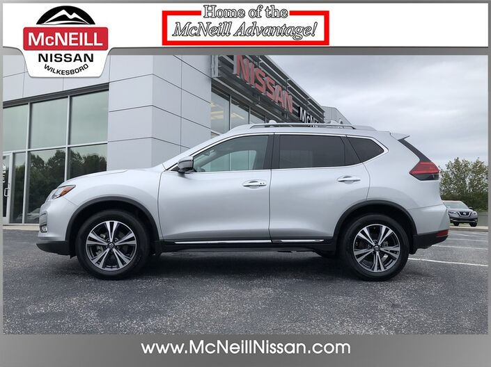 2017 Nissan Rogue SL High Point NC