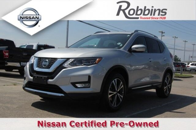 2017 Nissan Rogue SL Houston TX