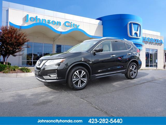 2017 Nissan Rogue SL Johnson City TN