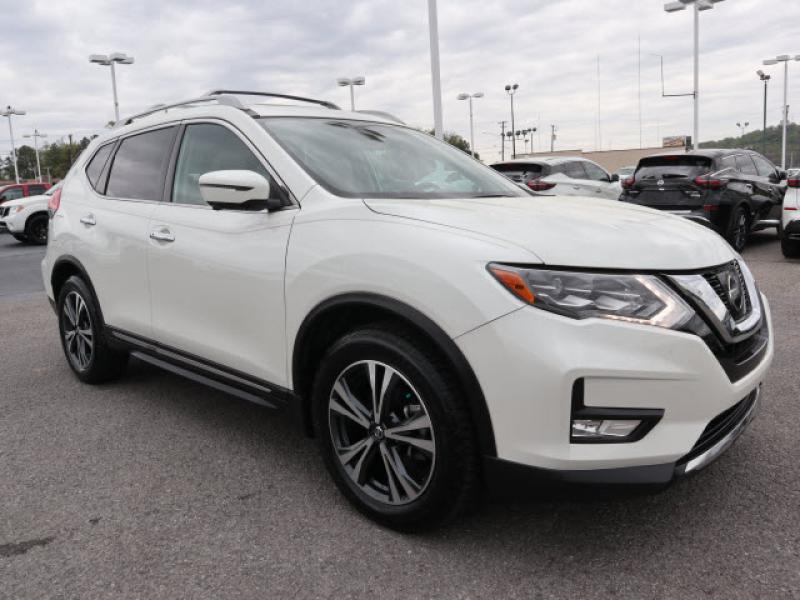 2017 Nissan Rogue SL Knoxville TN