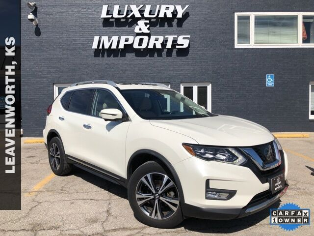 2017 Nissan Rogue SL Leavenworth KS