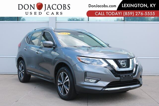 2017 Nissan Rogue SL Lexington KY