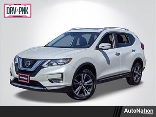 2017_Nissan_Rogue_SL_ Littleton CO