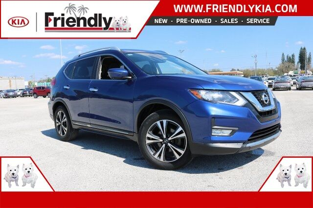 2017 Nissan Rogue SL New Port Richey FL