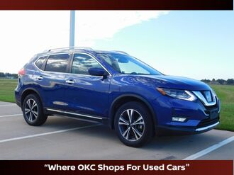 2017_Nissan_Rogue_SL_ Oklahoma City OK
