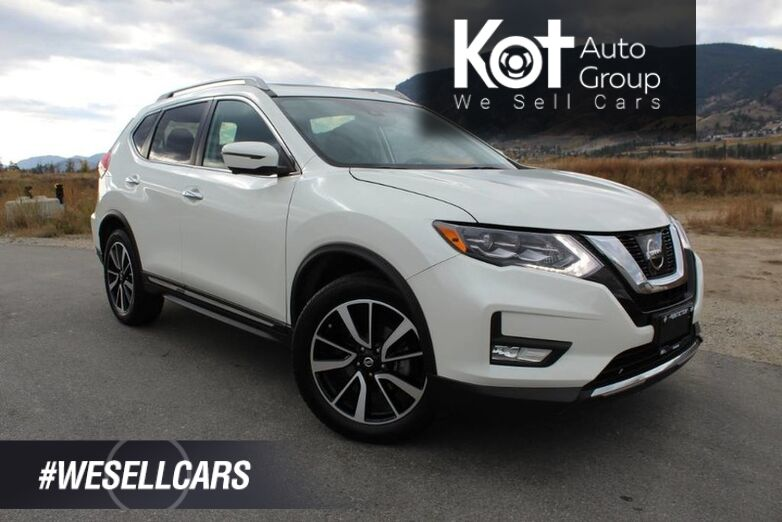 2017 Nissan Rogue SL, One owner, No Accidents, Navigation Penticton BC