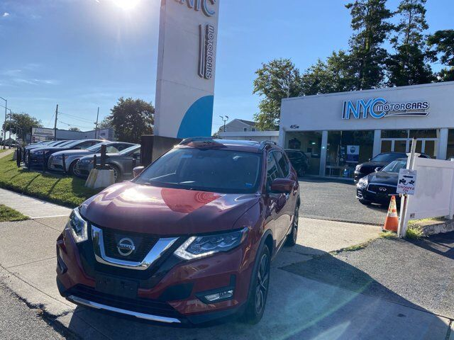 2017 Nissan Rogue SL Platinum Package Freeport NY